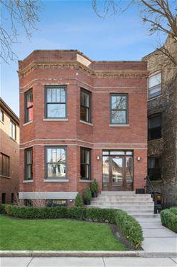 1437 W Berteau, Chicago, IL 60613