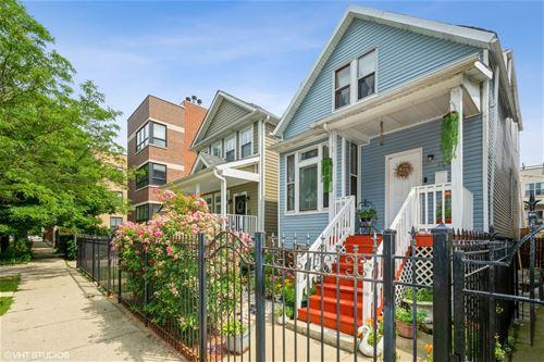2539 W Moffat, Chicago, IL 60647