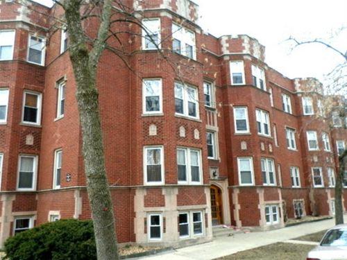 2901 W Arthur Unit G, Chicago, IL 60645