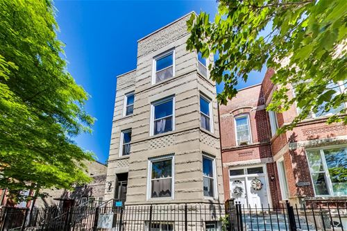 1537 N Rockwell, Chicago, IL 60622