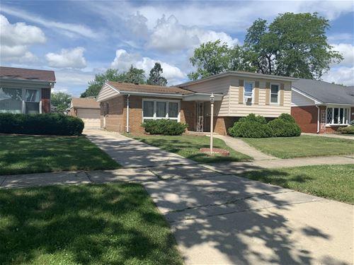 10120 Mulberry, Oak Lawn, IL 60453