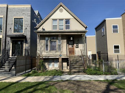 3752 N Francisco, Chicago, IL 60618