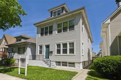 5946 W Leland, Chicago, IL 60630