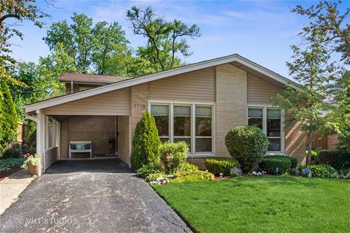 1715 Clavey, Highland Park, IL 60035