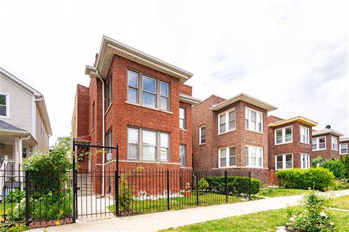 3337 W Cullom, Chicago, IL 60618