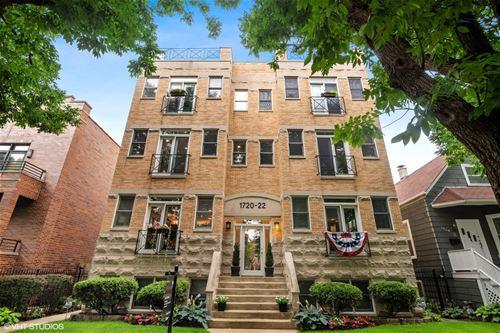 1722 W Berwyn Unit 2W, Chicago, IL 60640