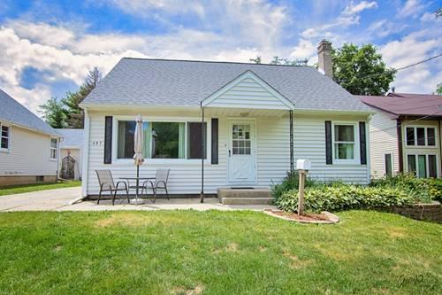 607 Highland, Woodstock, IL 60098