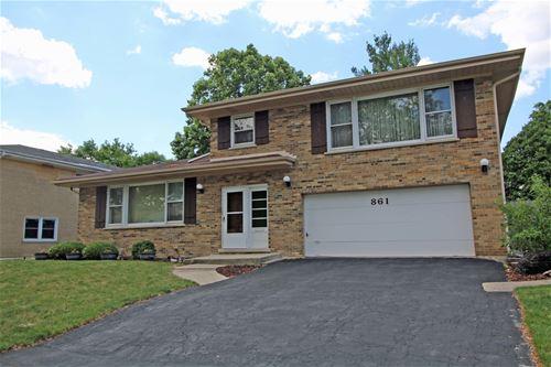 861 W Heritage, Addison, IL 60101