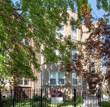 4919 N St Louis, Chicago, IL 60625