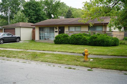 1531 Freeland, Calumet City, IL 60409