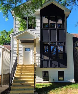 2419 W Carmen, Chicago, IL 60625