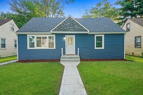 9132 S 53rd, Oak Lawn, IL 60453