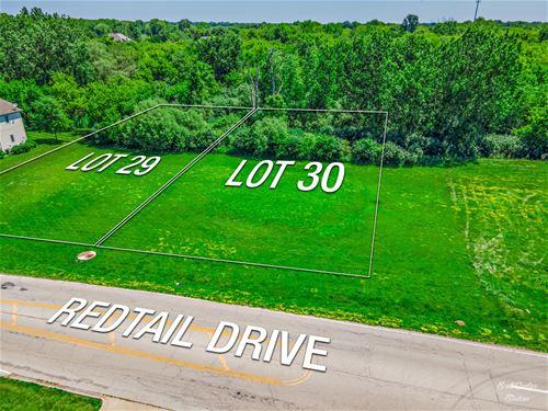 Lot 30 Redtail, Lakewood, IL 60014
