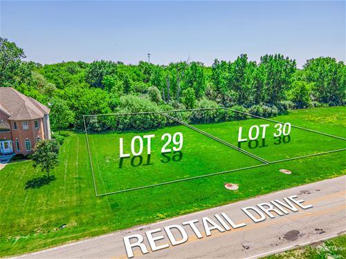 Lot 29 Redtail, Lakewood, IL 60014