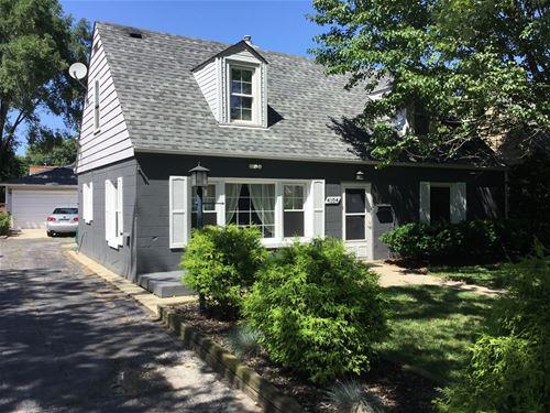 4104 W 100th, Oak Lawn, IL 60453