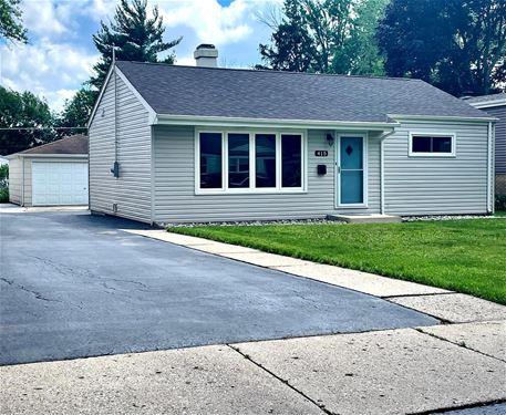 415 W Taylor, Lombard, IL 60148