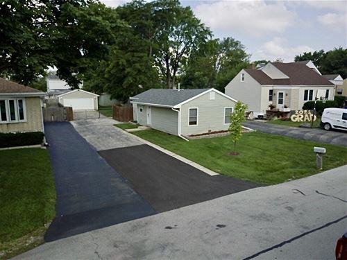 4116 N Park, Westmont, IL 60559