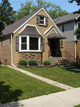 5112 N Normandy, Chicago, IL 60656