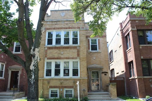 3640 N Whipple, Chicago, IL 60618