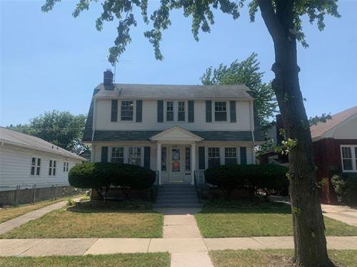 1043 N Humphrey, Oak Park, IL 60302