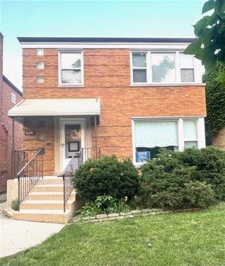 6247 N Ridgeway, Chicago, IL 60659