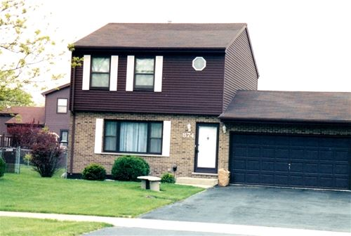 874 Glenlake, Carol Stream, IL 60188