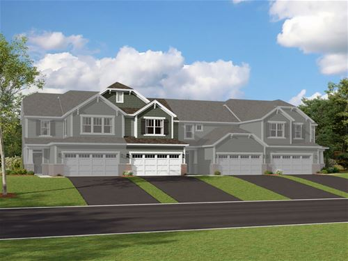 12663 S Talbot Lot #8903, Plainfield, IL 60585