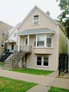3658 W George, Chicago, IL 60618