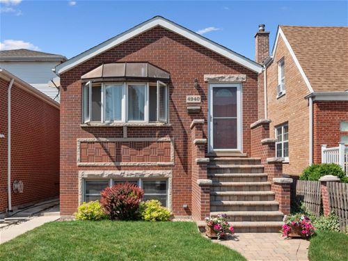 4940 W Gunnison, Chicago, IL 60630