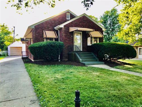 1307 Burry, Joliet, IL 60435