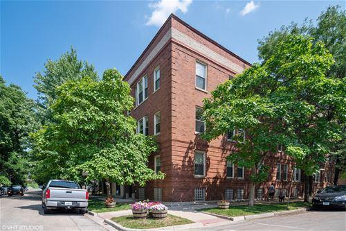 1851 W Belle Plaine Unit 2, Chicago, IL 60613