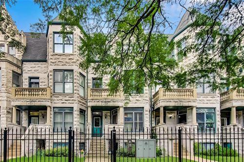 4527 S Ellis Unit 2, Chicago, IL 60653