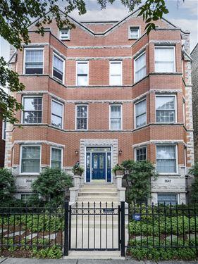 2640 N Seminary Unit 3S, Chicago, IL 60614