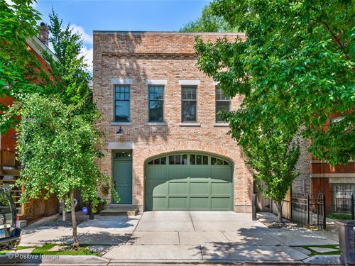 1234 N Marion, Chicago, IL 60622