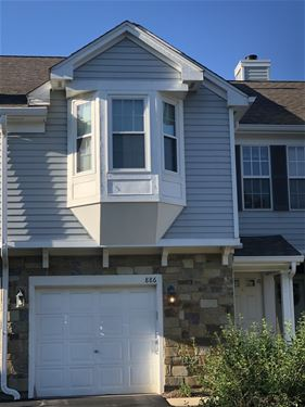 886 Ann Arbor Unit 21-3, Vernon Hills, IL 60061