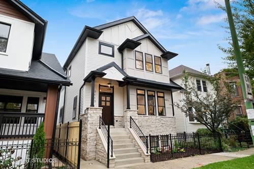 3113 W Leland, Chicago, IL 60625
