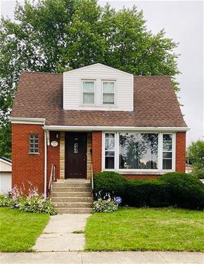 10721 S Kenneth, Oak Lawn, IL 60453