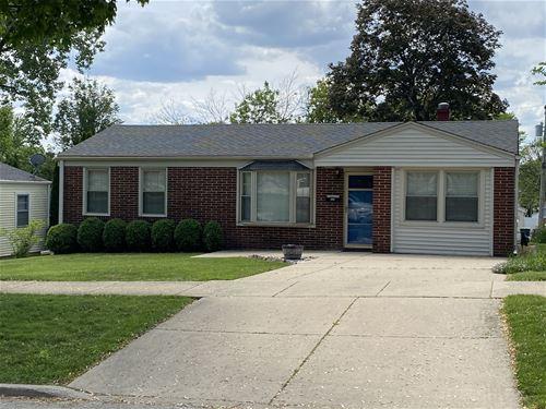 320 S Adams, Westmont, IL 60559