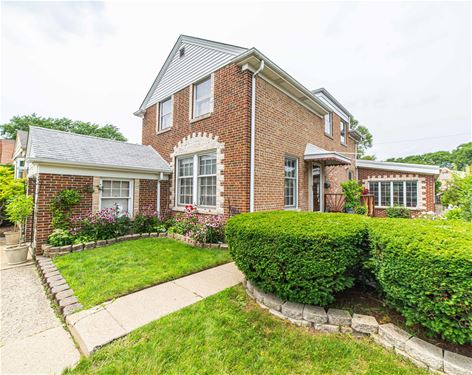 7624 W Hortense, Chicago, IL 60631
