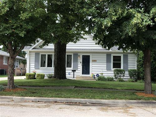 1307 W Marion, Joliet, IL 60436