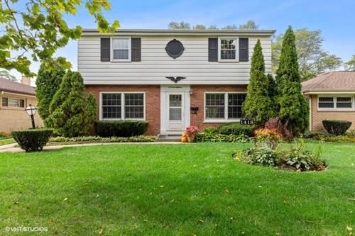 1418 Hoffman, Park Ridge, IL 60068