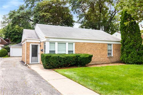 2227 Harrison, Glenview, IL 60025