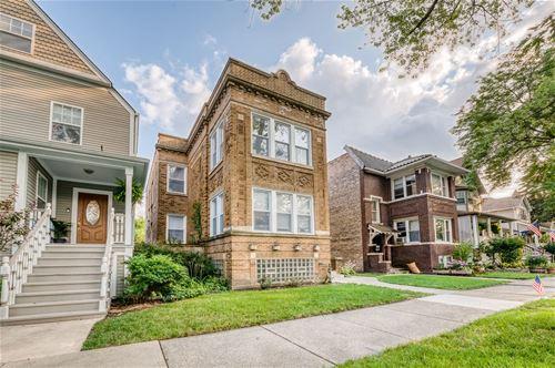 4025 W Patterson, Chicago, IL 60641