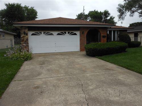 4312 W 91st, Oak Lawn, IL 60453