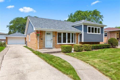 10624 Leclaire, Oak Lawn, IL 60453
