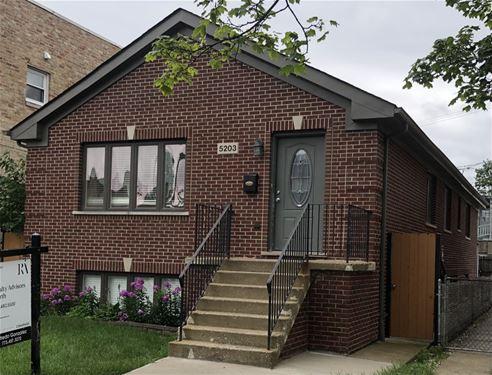 5203 W Roscoe, Chicago, IL 60641