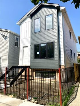 1838 N Springfield, Chicago, IL 60647