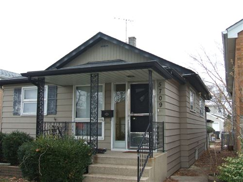 5709 N Mobile, Chicago, IL 60646