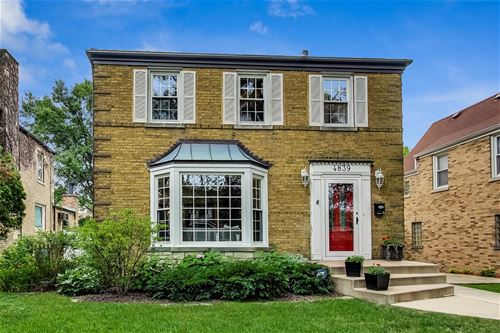 4841 W Gregory, Chicago, IL 60630