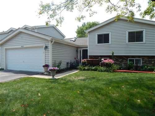 662 Claridge, Hoffman Estates, IL 60169
